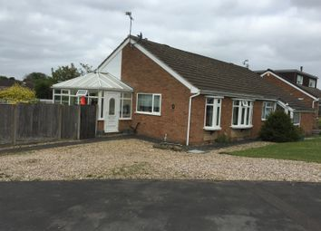 Thumbnail 2 bed bungalow to rent in Beaufort Close, Desford