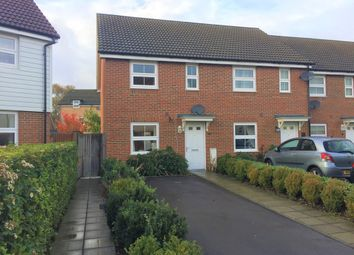 Thumbnail 3 bed end terrace house for sale in Hansen Gardens, Hedge End, Southampton