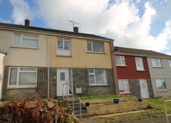 Thumbnail 3 bed terraced house for sale in Manor Close, Ivybridge