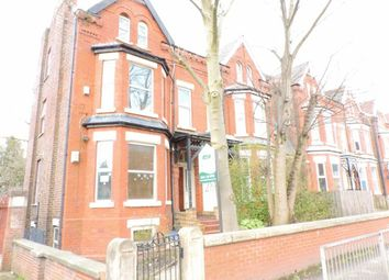 Thumbnail 6 bed block of flats for sale in Albert Road, Burnage, Manchester