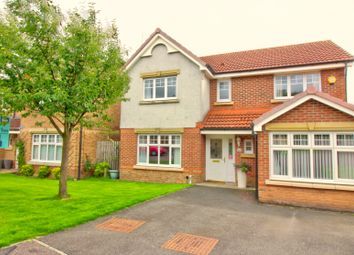 Thumbnail 5 bed detached house for sale in Chuckethall Place, Deans, Livingston
