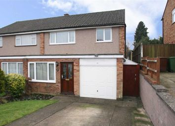 Thumbnail 3 bedroom semi-detached house for sale in Homefield Road, Bushey