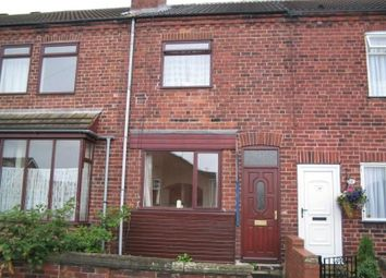 Thumbnail 2 bed property to rent in Cemetery Road, Normanton