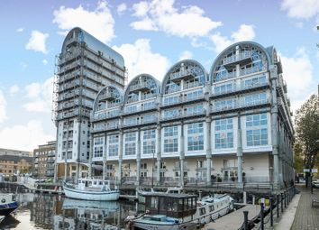 Thumbnail 2 bed flat to rent in Sweden Gate, London