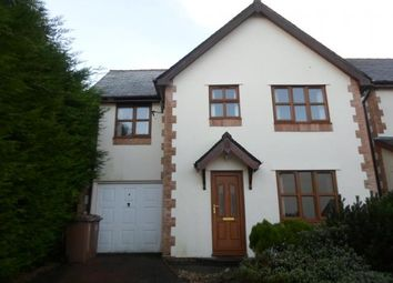 Thumbnail 3 bed detached house to rent in 1, Gwel Y Mynydd, Llanberis