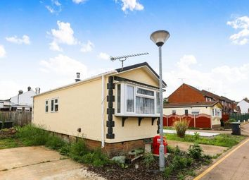 Thumbnail 1 bed mobile/park home for sale in Long Close, Station Road, Lower Stondon, Henlow