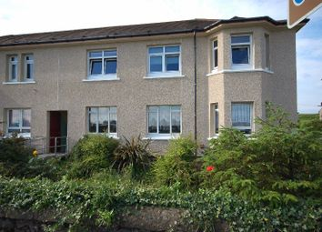 Thumbnail 3 bed flat to rent in Harbour Road, Troon, South Ayrshire
