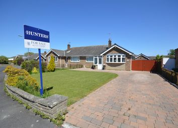Thumbnail 2 bed semi-detached bungalow for sale in Leyburn Place, Filey