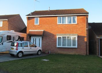 Thumbnail 4 bed detached house to rent in Wordsworth Road, Stowmarket