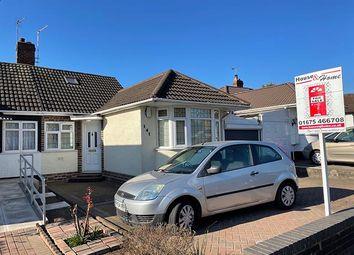 Heath Way, Shard End, Birmingham, West Midlands B34. 2 bed semi-detached house for sale