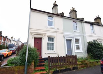 Thumbnail 2 bed end terrace house for sale in Norman Road, Tunbridge Wells