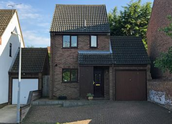 Thumbnail 2 bedroom detached house for sale in Harvey Close, Lawford, Manningtree