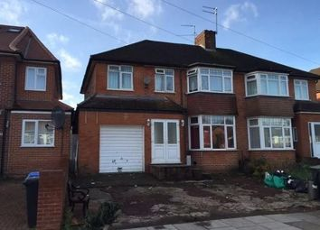 Thumbnail 5 bed semi-detached house for sale in Brantwood Gardens, Enfield