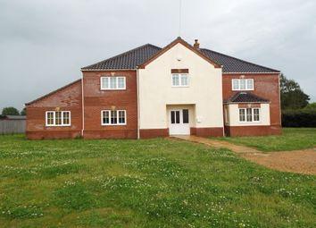 Thumbnail 6 bed detached house to rent in Station Road, Little Fransham, Dereham