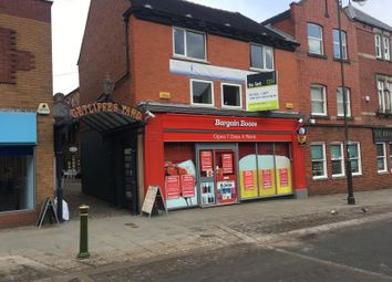 Thumbnail Retail premises to let in 57, Derby Street, Leek