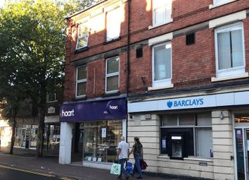 Thumbnail 2 bed flat for sale in High Street, Hucknall, Nottingham