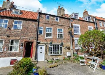 Thumbnail 2 bed terraced house for sale in Clarks Yard, Church Street, Whitby, North Yorkshire