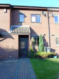 Thumbnail 2 bed terraced house to rent in Heron Close, Scunthorpe