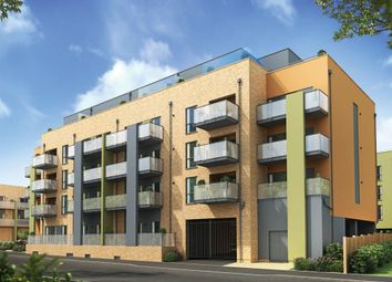 Thumbnail 1 bed flat to rent in Scenix, Chigwell Road, South Woodford