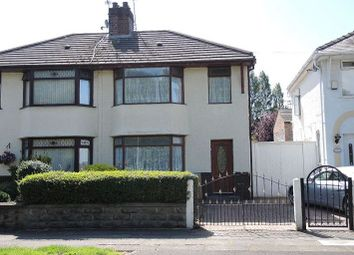Thumbnail 3 bedroom semi-detached house for sale in Meadow Lane, West Derby, Liverpool