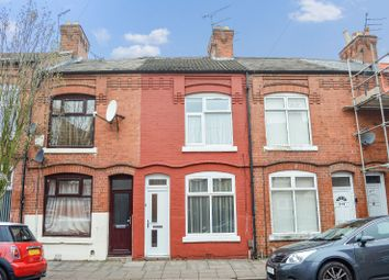 Thumbnail 3 bed terraced house for sale in Mere Road, Evington, Leicester