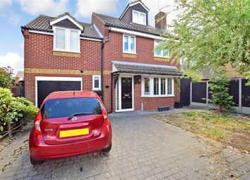 Thumbnail 5 bed detached house for sale in Beauvoir Drive, Kemsley, Sittingbourne, Kent