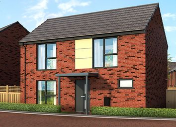"Thumbnail 3 bed property for sale in ""The Aurora"" at Campsall Road, Askern, Doncaster"