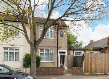 Thumbnail 3 bed end terrace house for sale in Manor Lane, London