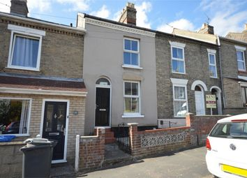 Thumbnail 3 bed terraced house for sale in Leicester Street, Norwich