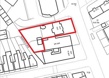 Thumbnail Land for sale in All Or Part, 242 -244 Norwood Road, West Norwood