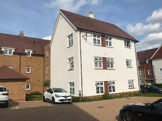 Mineral House, Limburners Drive, Halling, Rochester ME2. 2 bed flat