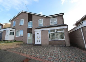 Thumbnail 4 bed semi-detached house for sale in Woodland Way, Torpoint