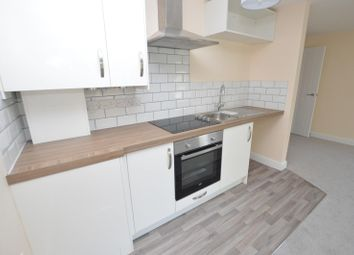 Thumbnail 2 bed flat to rent in Stoke Street, Ipswich