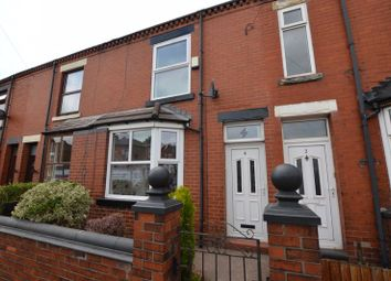 Thumbnail 2 bed terraced house for sale in Nield Road, Denton, Manchester