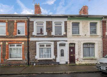 Thumbnail 2 bed terraced house for sale in Cyfarthfa Street, Roath, Cardiff