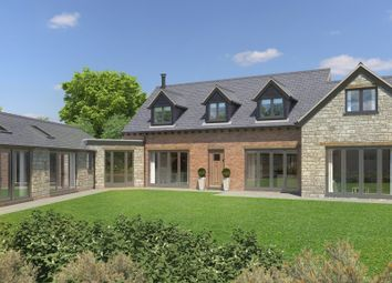 Thumbnail 4 bed property for sale in Park Farm, Waterstock, Oxford