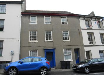 Thumbnail 2 bed flat to rent in Winner Street, Paignton