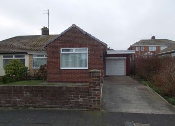 Thumbnail 2 bed bungalow to rent in Studland Drive, Hartlepool