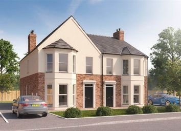 Thumbnail 4 bed semi-detached house for sale in 80, Hartley Hall, Greenisland
