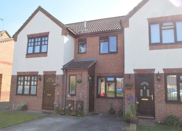 Thumbnail 2 bedroom terraced house for sale in Robin Close, Thurston, Bury St. Edmunds