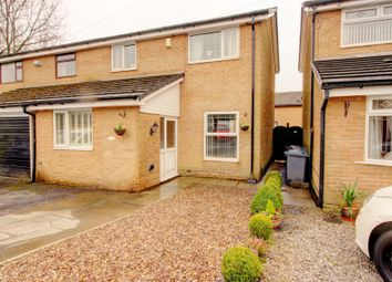 Thumbnail 4 bed semi-detached house for sale in Moorcroft, Edenfield, Ramsbottom, Bury