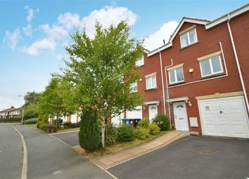 Thumbnail 3 bedroom town house for sale in 61 Rostherne Road, Stockport, Cheshire