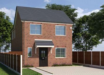 Thumbnail 3 bed detached house for sale in Enfield Road, Derby