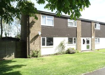 Thumbnail 2 bed flat for sale in Rectory Road, Hook