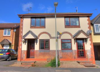 Thumbnail 2 bed town house for sale in Thomas Road, Whitwick, Coalville
