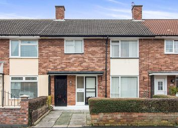 Thumbnail 3 bed terraced house for sale in Lancaster Walk, Huyton, Liverpool