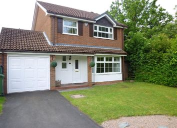 Thumbnail 4 bed detached house to rent in Hawkshead Drive, Knowle