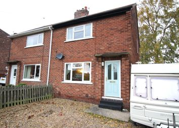 Thumbnail 2 bed semi-detached house to rent in Netherfield Avenue, Netherton, Wakefield