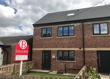 Thumbnail 3 bed town house to rent in Bawtry Road, Brinsworth, Rotherham
