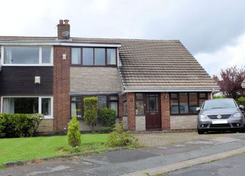 Thumbnail 4 bedroom semi-detached house to rent in Lower Mead, Egerton, Bolton